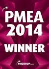 PMEA 2014 winner logo