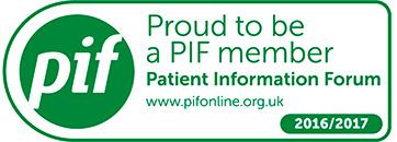 PIF Member logo